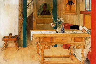 El descans dominical (Carl Larsson)