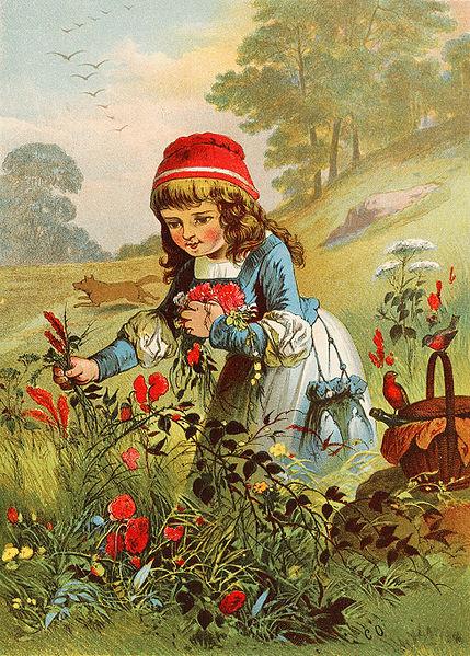 Ilustracja autorstwa Carla Offterdingera z końca XIX w.