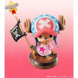 Tony Tony Chopper Crimin Ver. - P.O.P Sailing Again