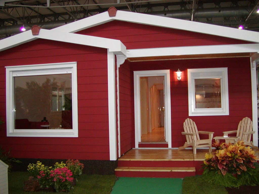 Decorando com arte e criatividade tom da fachada for Modelo de fachada de casa