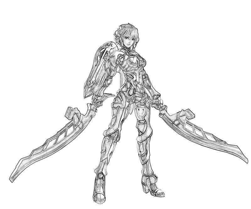 fiora-strong-coloring-pages