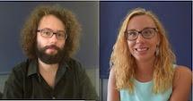 Intervista a Riccardo Bellini e Benedetta Pallavidino