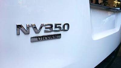 Nissan sẽ gia nhập phân khúc minibus với NV350 - Urvan