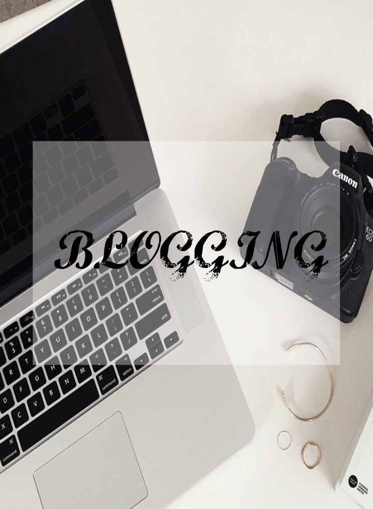 what made me start blogging