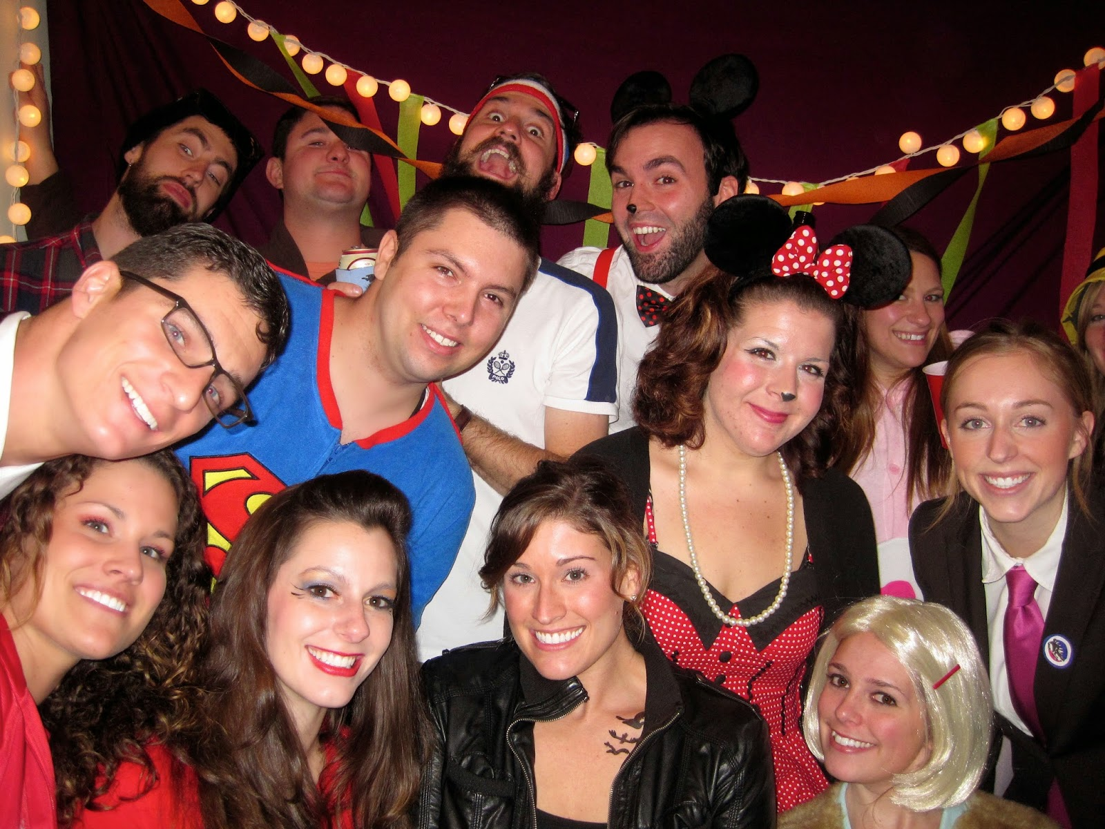 Boos & Booze: Our Halloween Party! - The Surznick Common Room