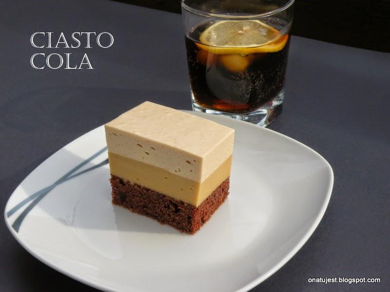ciasto cola