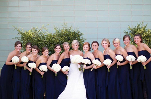 Champlain Bridesmaid dress
