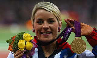 London 2012 Paralympic Games : Josie Pearson's Gold Medal Joy