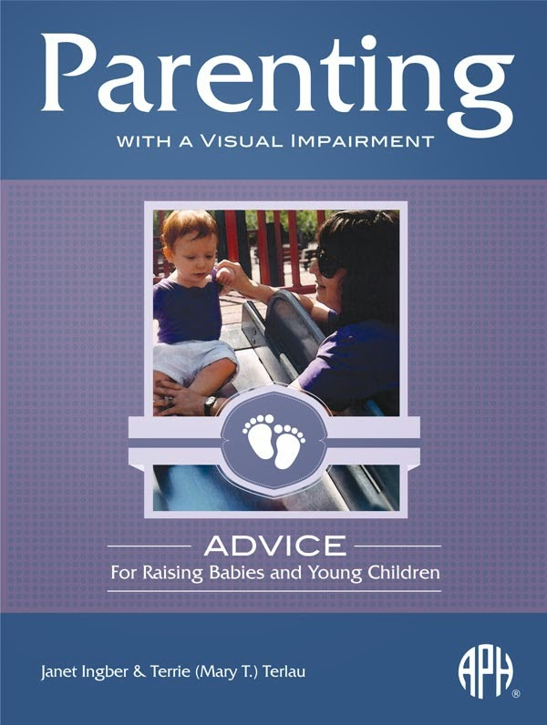 Parenting with a Visual Impairment book from APH