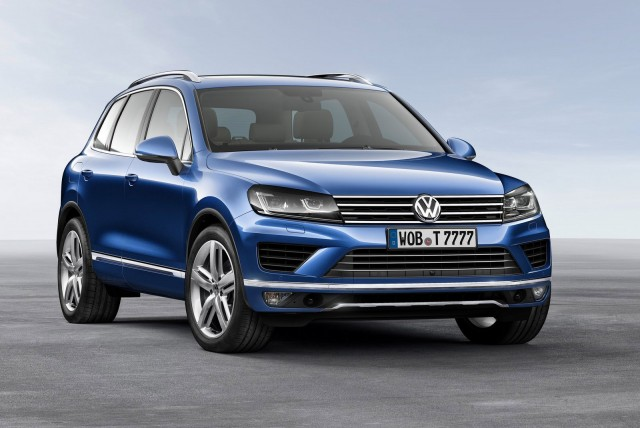 2015 Volkswagen Touareg Owners Manual Transmission