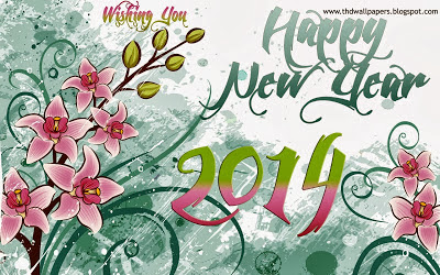 Happy New Year 2014 HD Wallpapers - Free Wallpapers