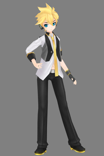 Vocaloid is life new costumes and songs announced for - Kagamine rin project diva ...