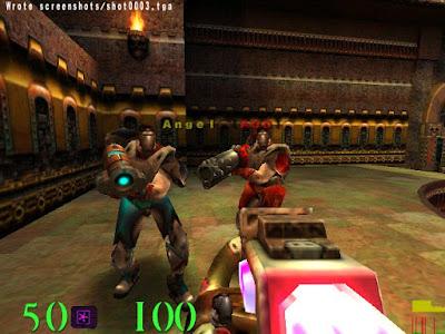 Quake 3 Arena pc videojuego descargar gratis
