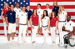 Ralph Lauren official outfitter for London 2012 Team USA