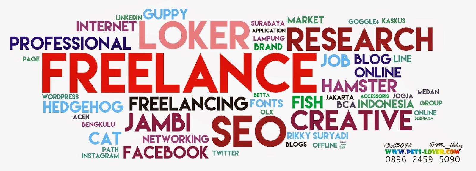 Lowongan Kerja, Freelance, Job Online