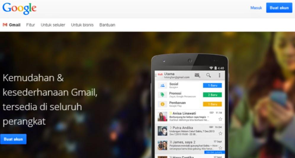 buat email gmail baru