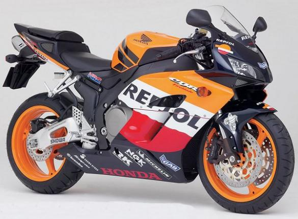Honda Sports Bikes Wallpapers Honda Sports Bike Wallpaper