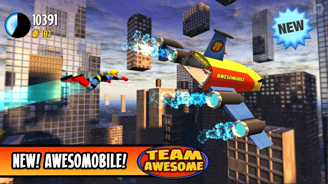 Team Awesome v1.0.8