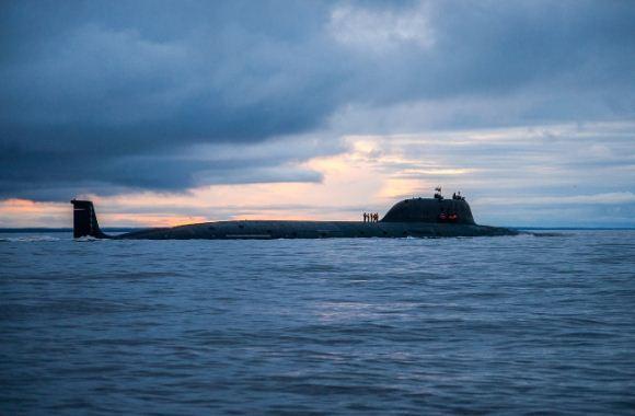 Rusia Sambut Kapal Selam Tenaga Nuklir Tercanggih