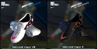 Nike mercurial Vapor 9 New Boot CR7