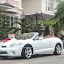 Xe cưới mui trần màu trắng Mitsubishi Eclipse