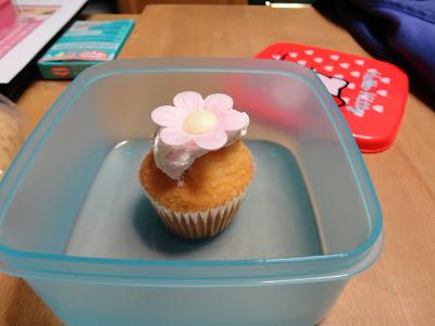 Top Enders Birthday Cupcake