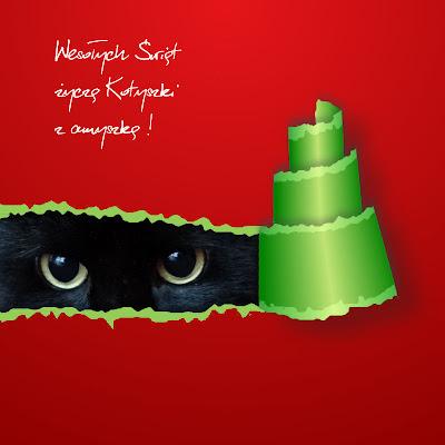 kotyszki , koty ,życzenia świąteczne