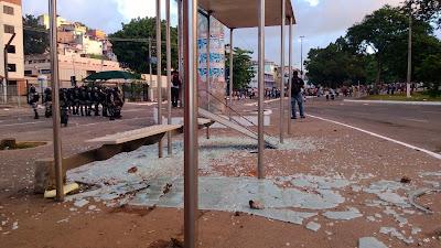 Campanha contra prática de vandalismo