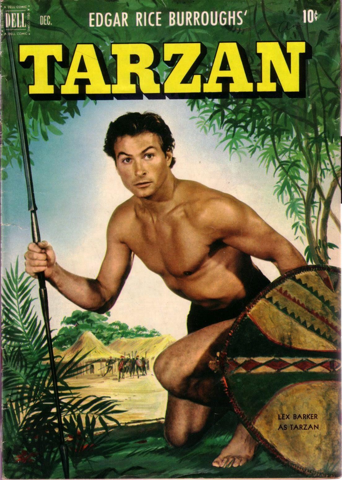 TARZAN DELL