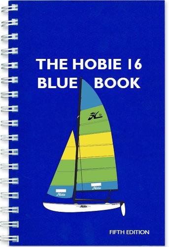 FunToSail: HOBIE 16 BLUE BOOK