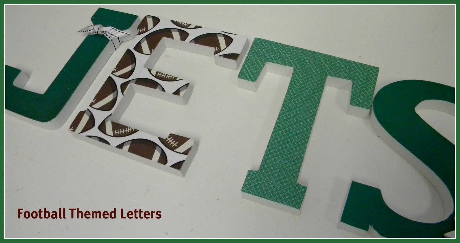 Dwelling Boys Color Schemes Custom Wooden Letters