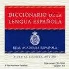 DICCIONARIO DE LA REAL ACADEMIA DE LA LENGUA ESPAÑOLA
