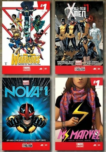 Free 4x Digital Marvel Comics