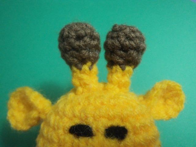 Little Bigfoot Giraffe Free Crochet Pattern ~ Amigurumi To Go