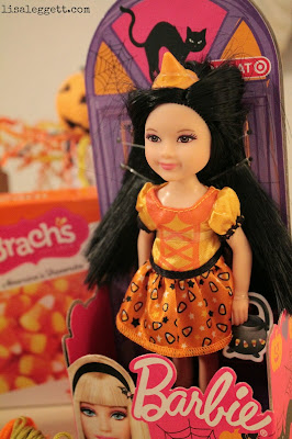 Halloween Barbie