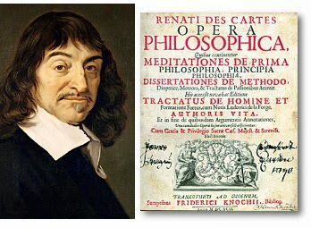 rene descartes attempts to prove god in his methods and meditations philosophy And so in meditation vi, descartes seeks to resolve the issues that led him into  doubt about what  first, he uses the idea of god to prove that god exists in both  the trademark  the method of doubt, and the central importance of clear and.