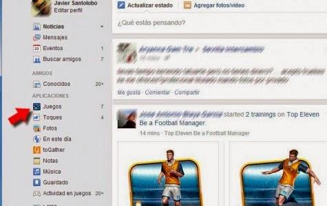 Bloquea las invitaciones a juegos en Facebook