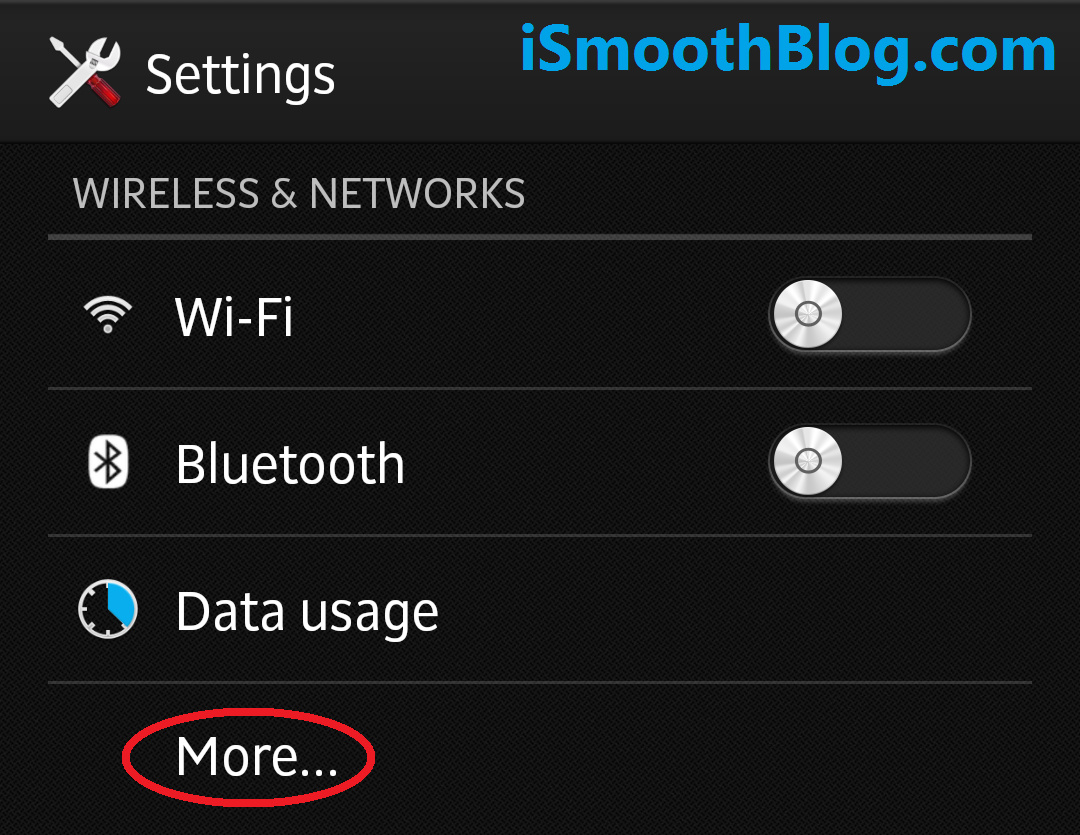 how to turn on wifi hotspot android