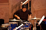 Kevin Higuchi Mo-Chi Quartet Drummer