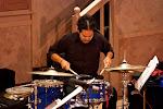 Kevin Higuchi Mo-Chi Quartet Drummer
