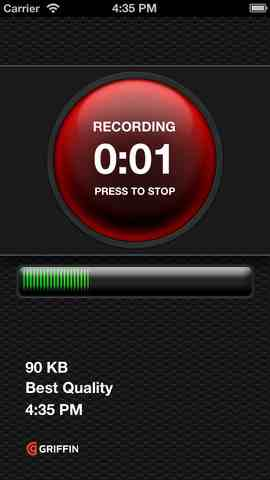 iTalk Recorder, iPhone Action Game  Businesss Free Download, iPhone Applications