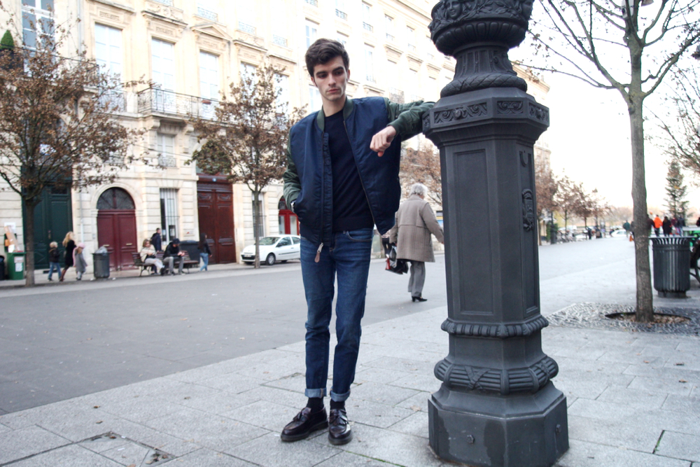 BLOG-MODE-HOMME_STYLE_Bordeaux-Paris_Ben-sherman_dr-martens-mocssins-skinny-ikks_preppy-rock