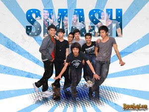 Foto Band Smash Terbaru 2014