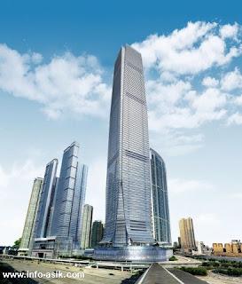 Gedung Tertinggi Di muka bumi