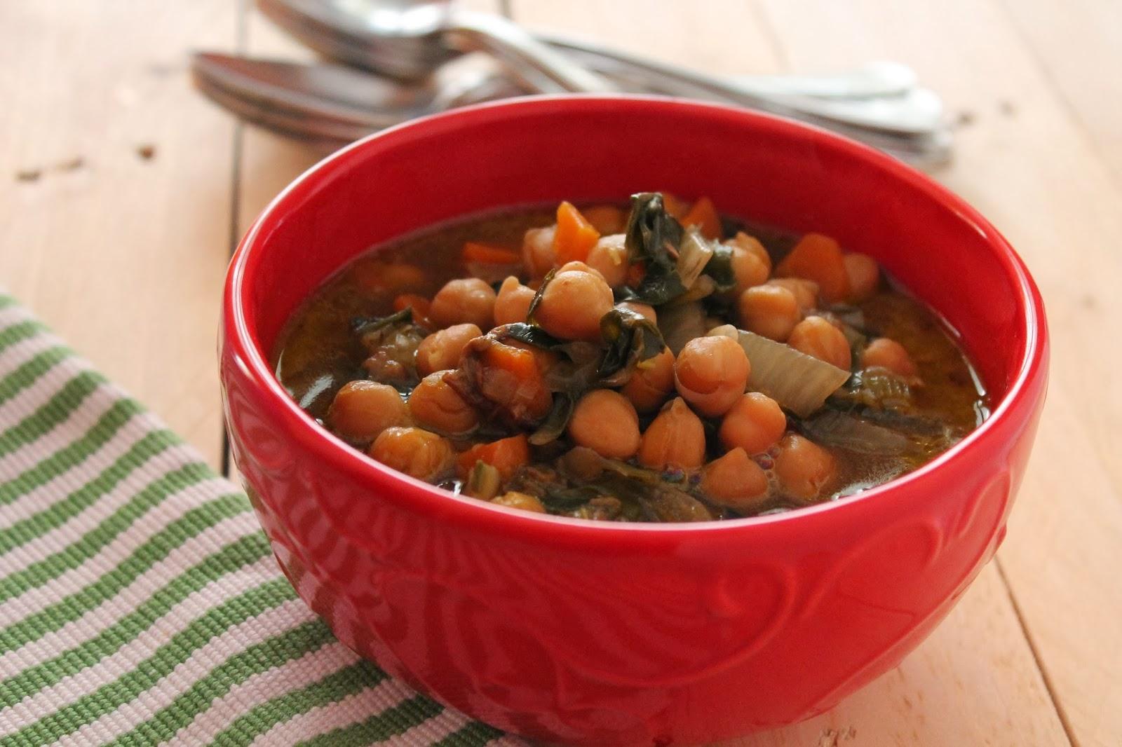 la zuppa di ceci di carla