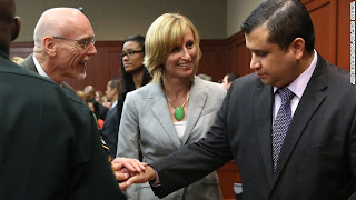 acquittal of George Zimmerman