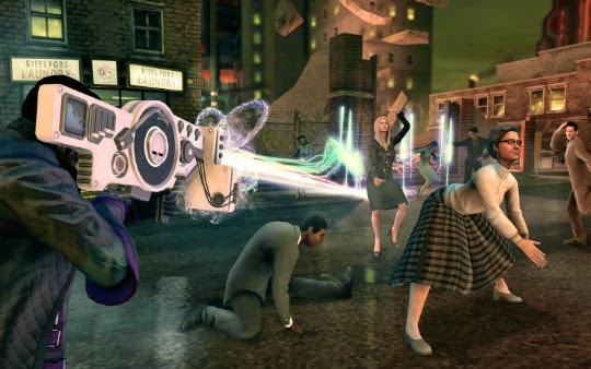 Dubstep Gun Saints Row