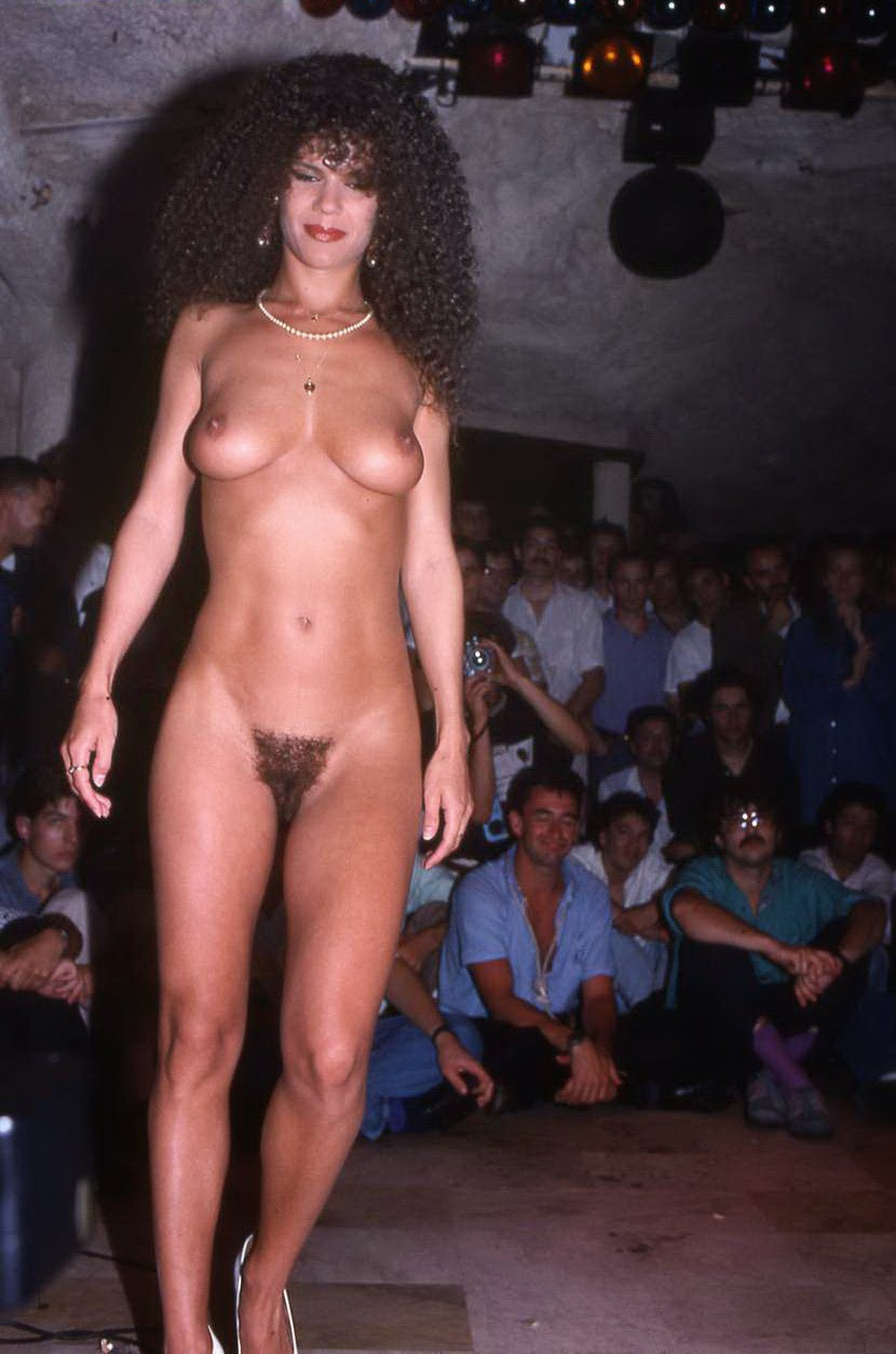 Miss nude pageant nudist
