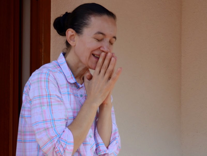 Risultati immagini per Medjugorje: pregare con Vicka mi ha guarito dal tumore