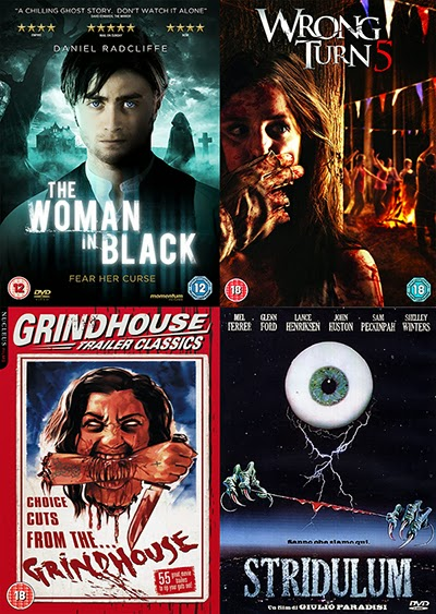 dvds to win in our competition which includes the woman in black